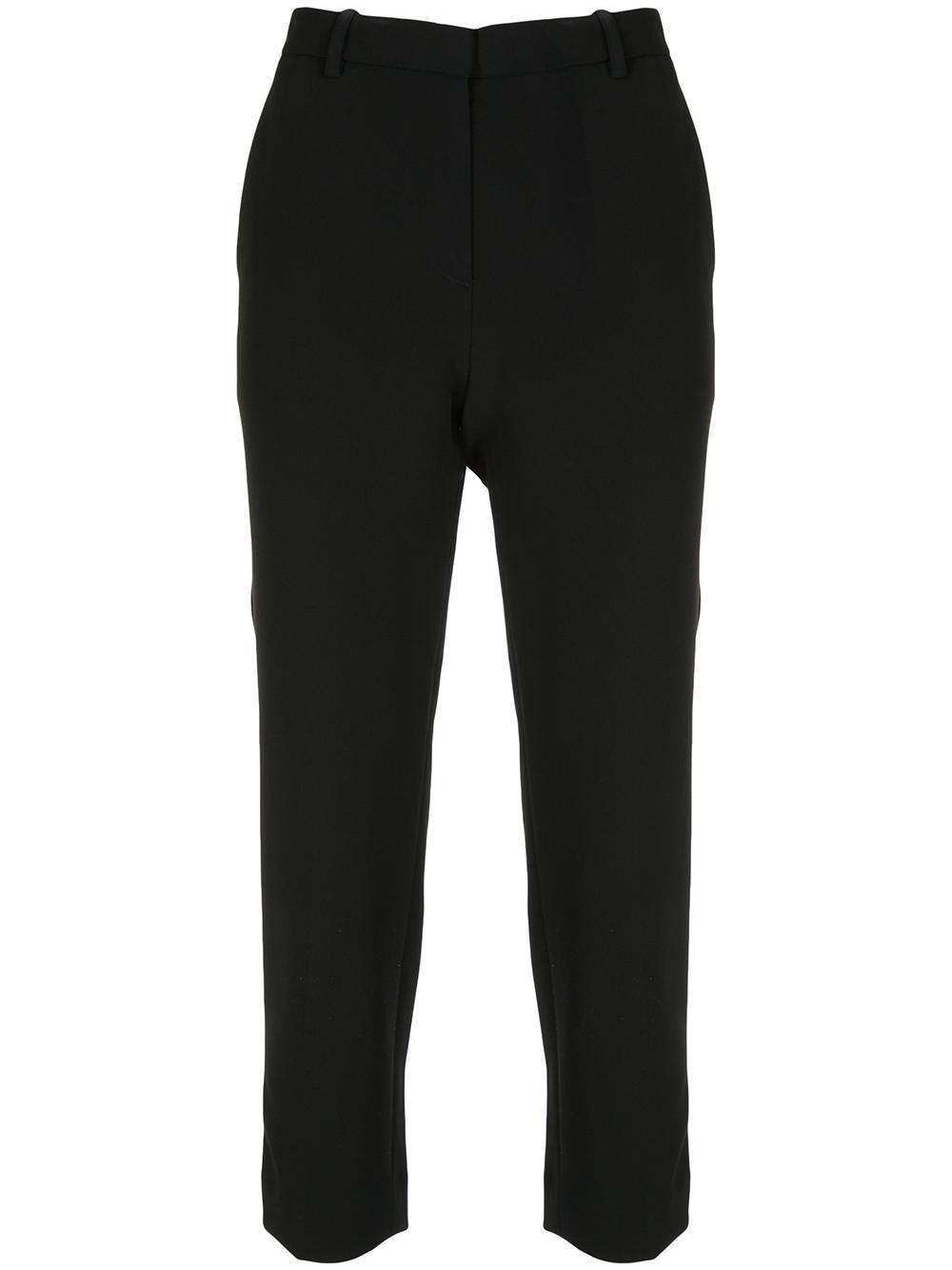 Tailored Admiral Crepe Trouser Item # J0709220