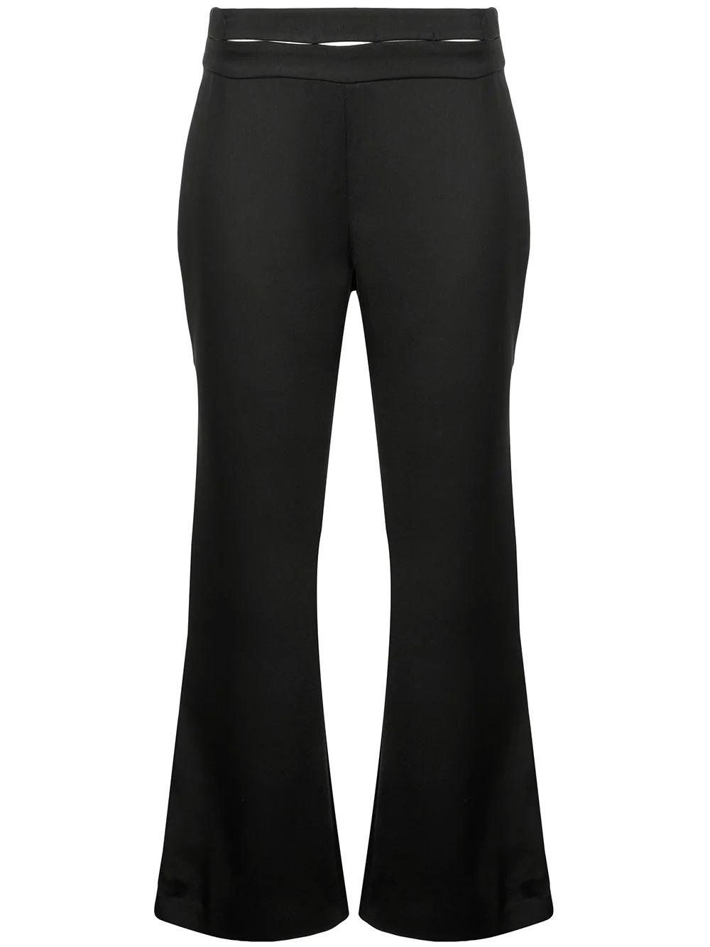 Nadira Crop High Waist Pant Item # A21906105372