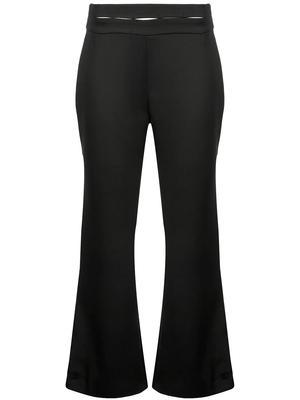 Nadira Crop High Waist Pant