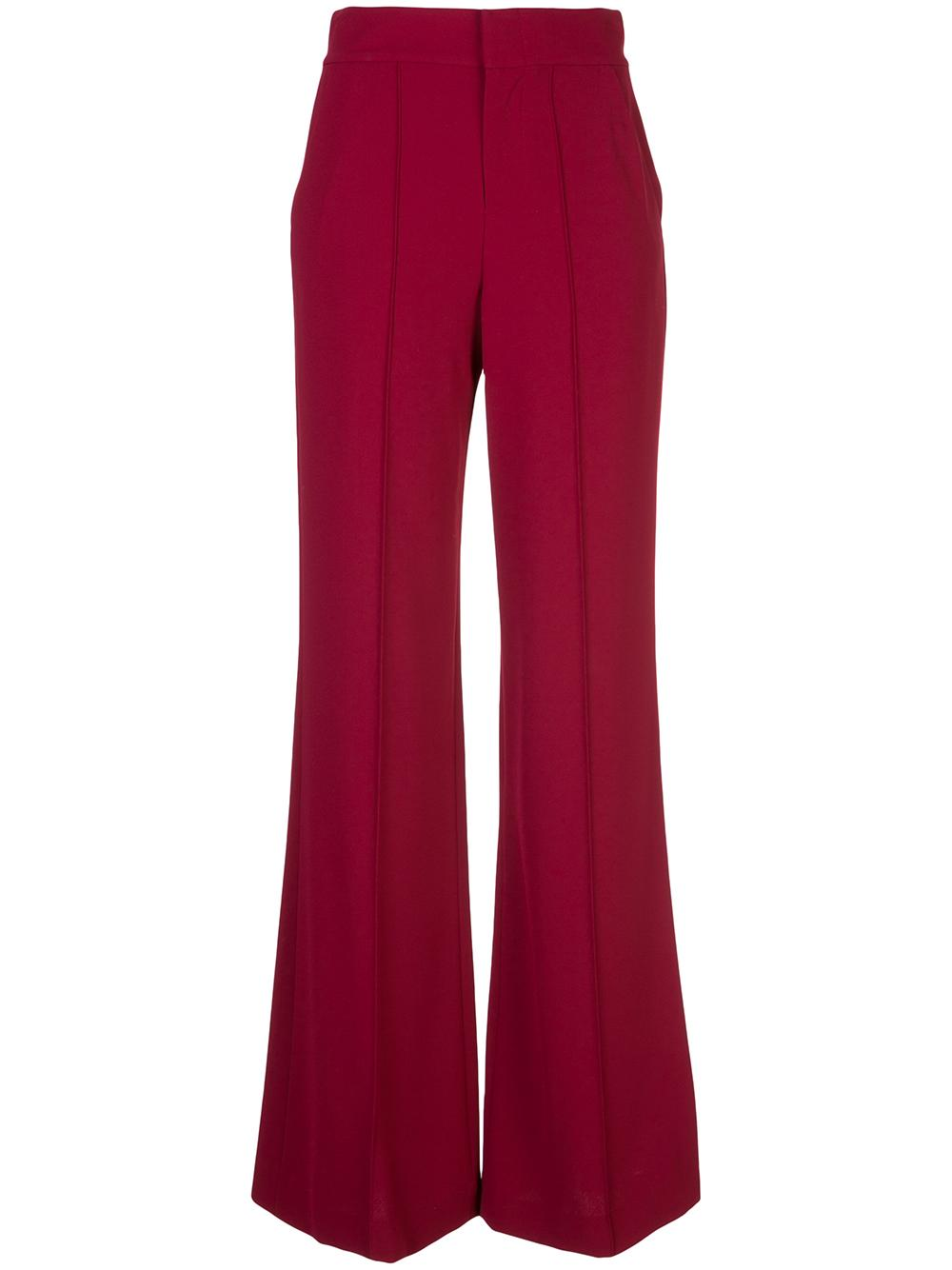 Dylan High Waisted Leg Pant