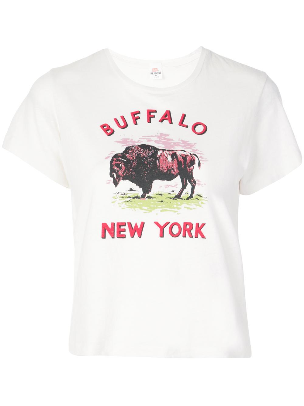 Classic Tee Buffalo New York