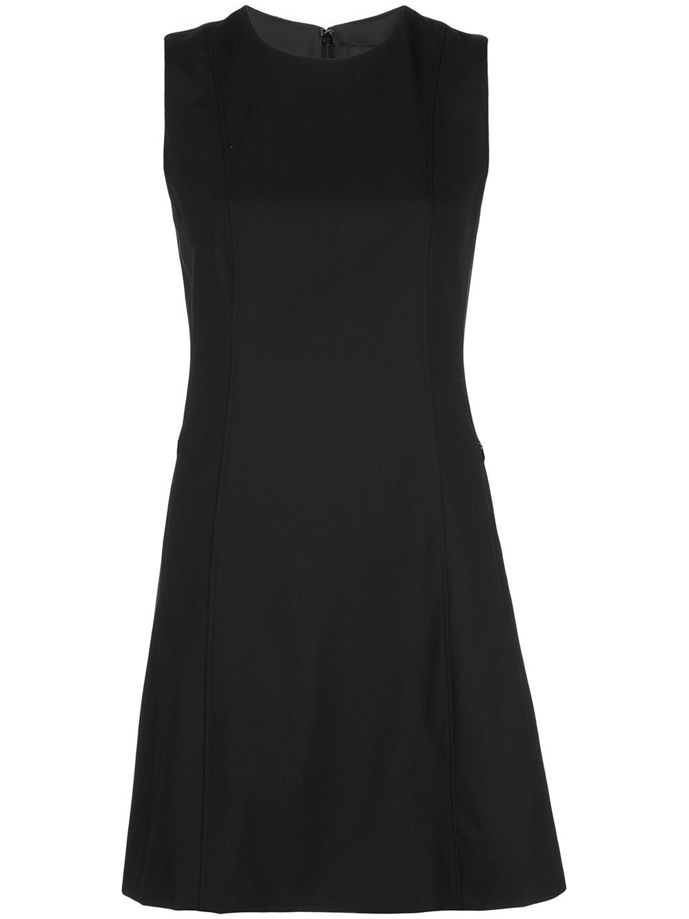 Helania Sleeveless Shift Dress