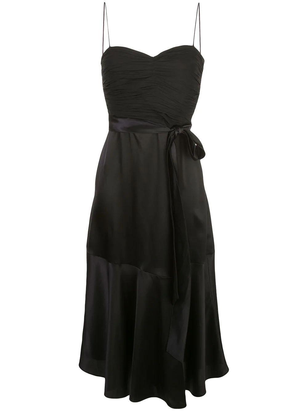 Vienna Silk Maxi Dress Item # ZD9511468Z