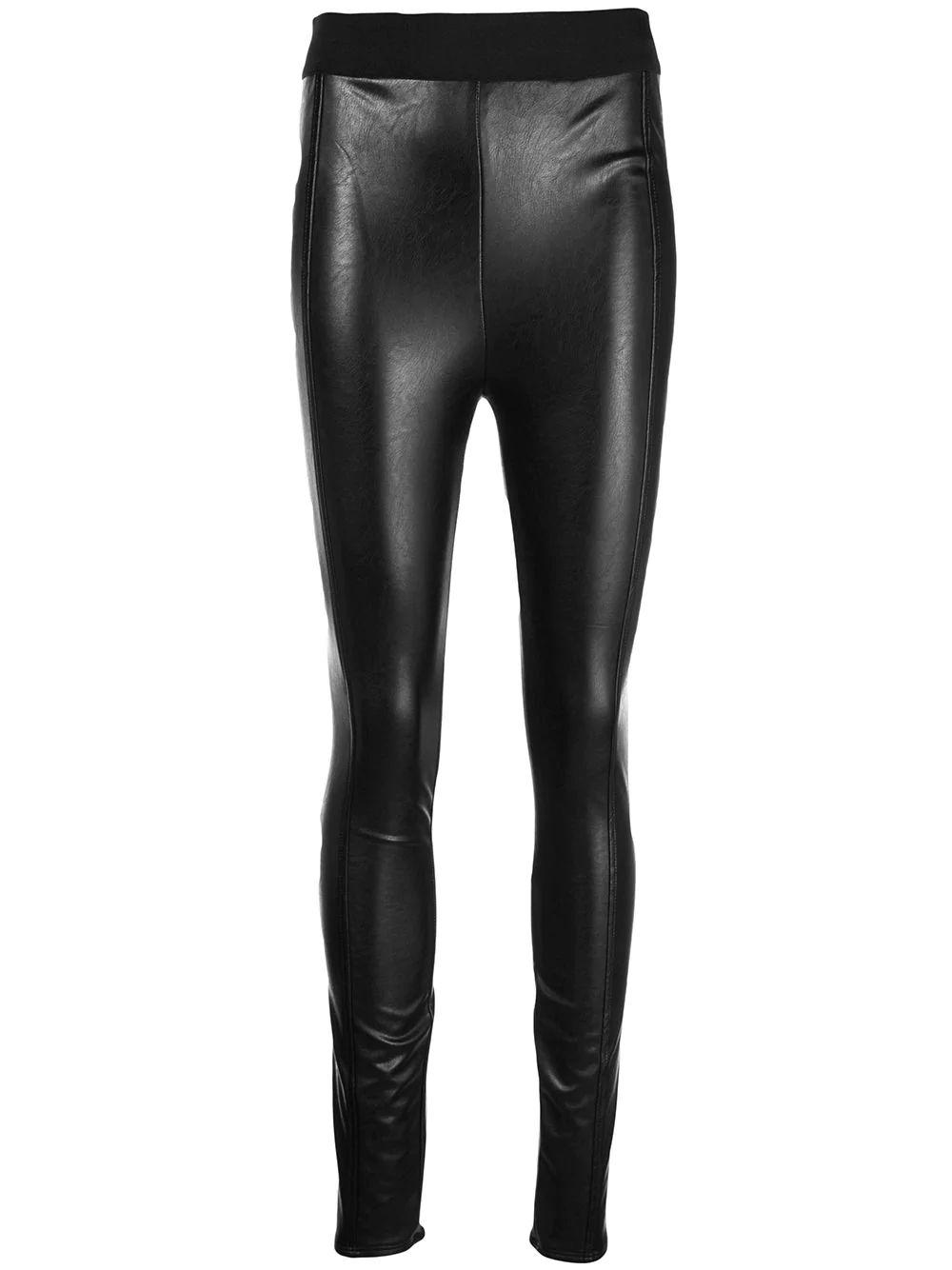 Alice Faux Leather Legging Pant
