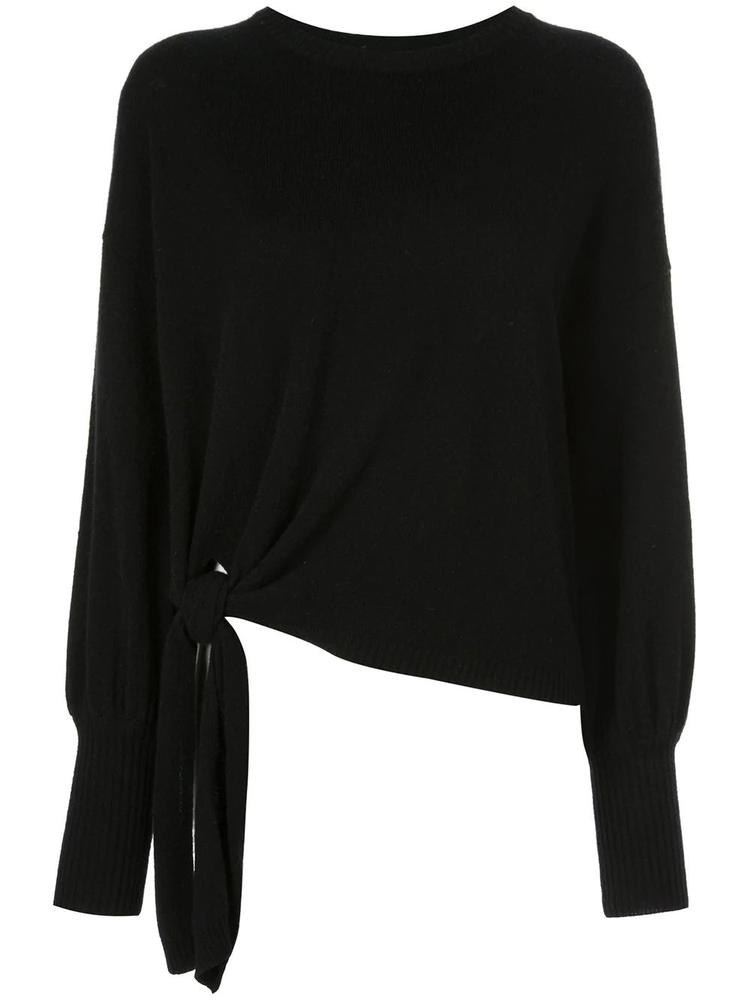 Clerisa Knot Waist Pullover