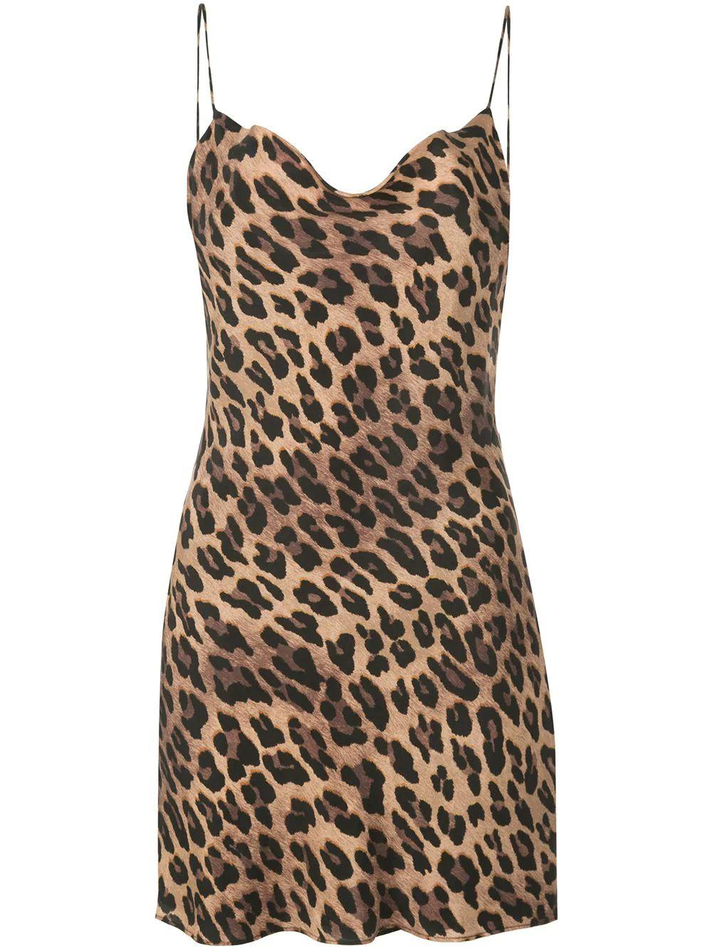 Harmony Drapey Slip Dress