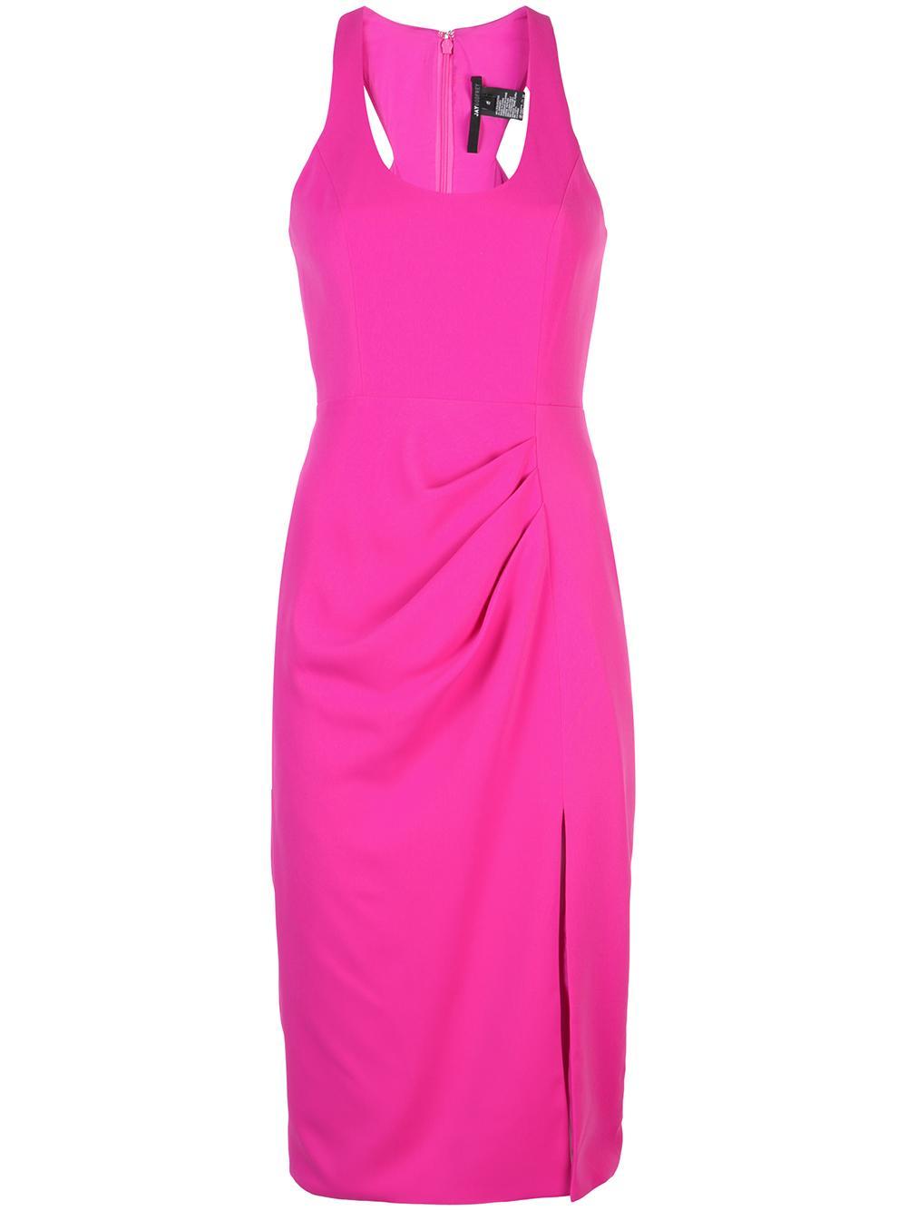 Encore High Slit Midi Dress Item # 116304