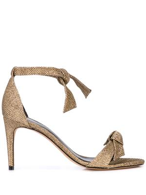 Clarita 75mm Metallic Sandal
