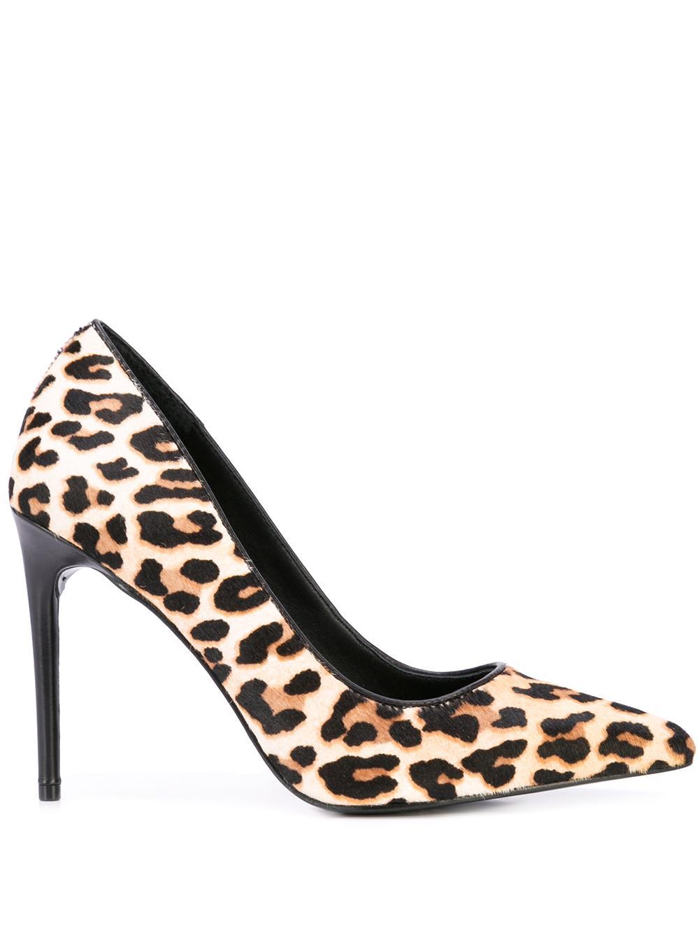 Leopard High Heel Pump