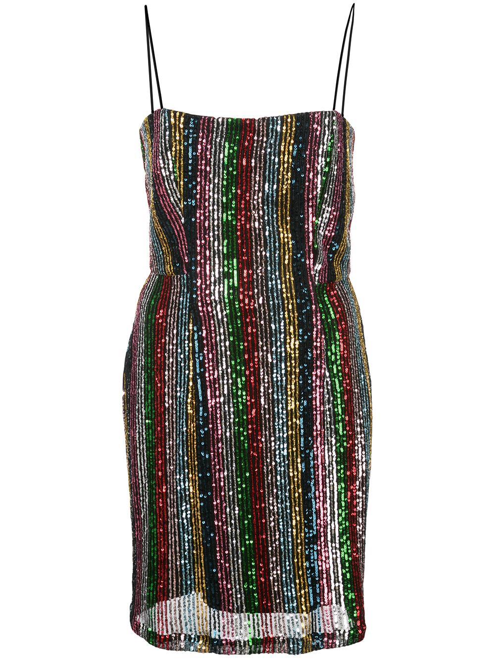 Kaia Sequin Mini Dress Item # 14933