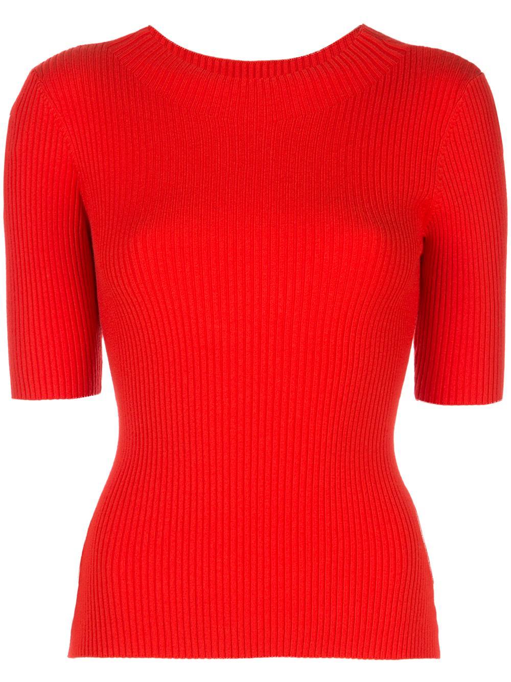 Fiona Short Sleeve Pullover