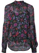 Cicely Long Sleeve Floral Blouse
