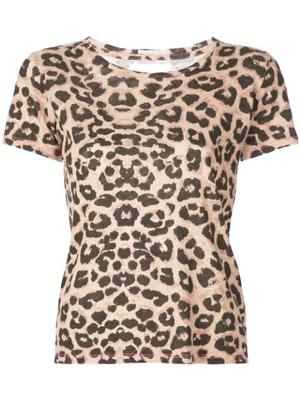 The Itty Bitty Sinful Leopard Tee