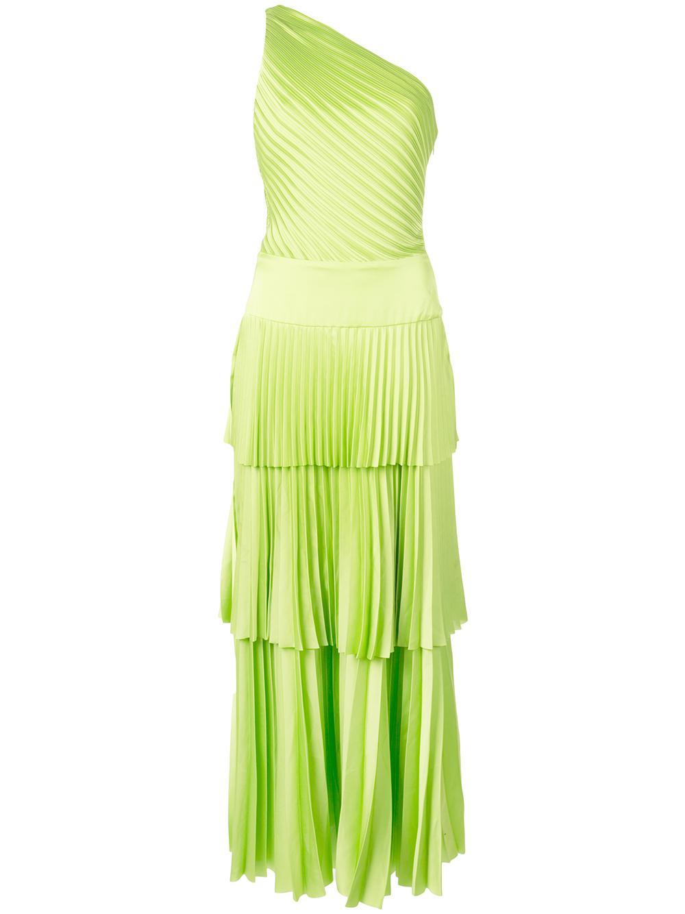 Larissa One Shoulder Midaxi Dress