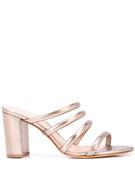 Metallic Soft Strappy 3.5 ` Hihl Sandal