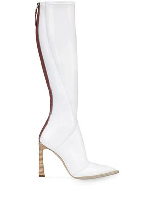 Tall Pointed Toe 105mm Boot