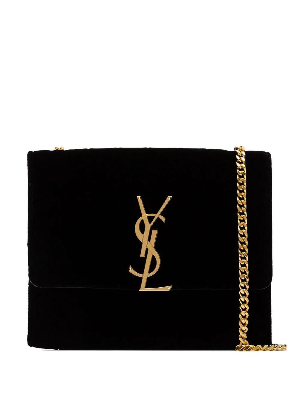 Wallet on a Chain Velvet Bag