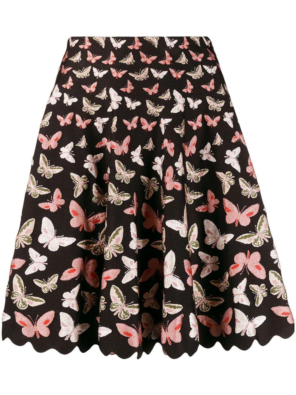 Butterfly Skirt Item # 9C9JE40CM505