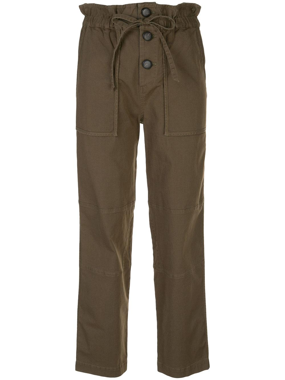 Scout Straight Tie Waist Pants Item # AW19-110