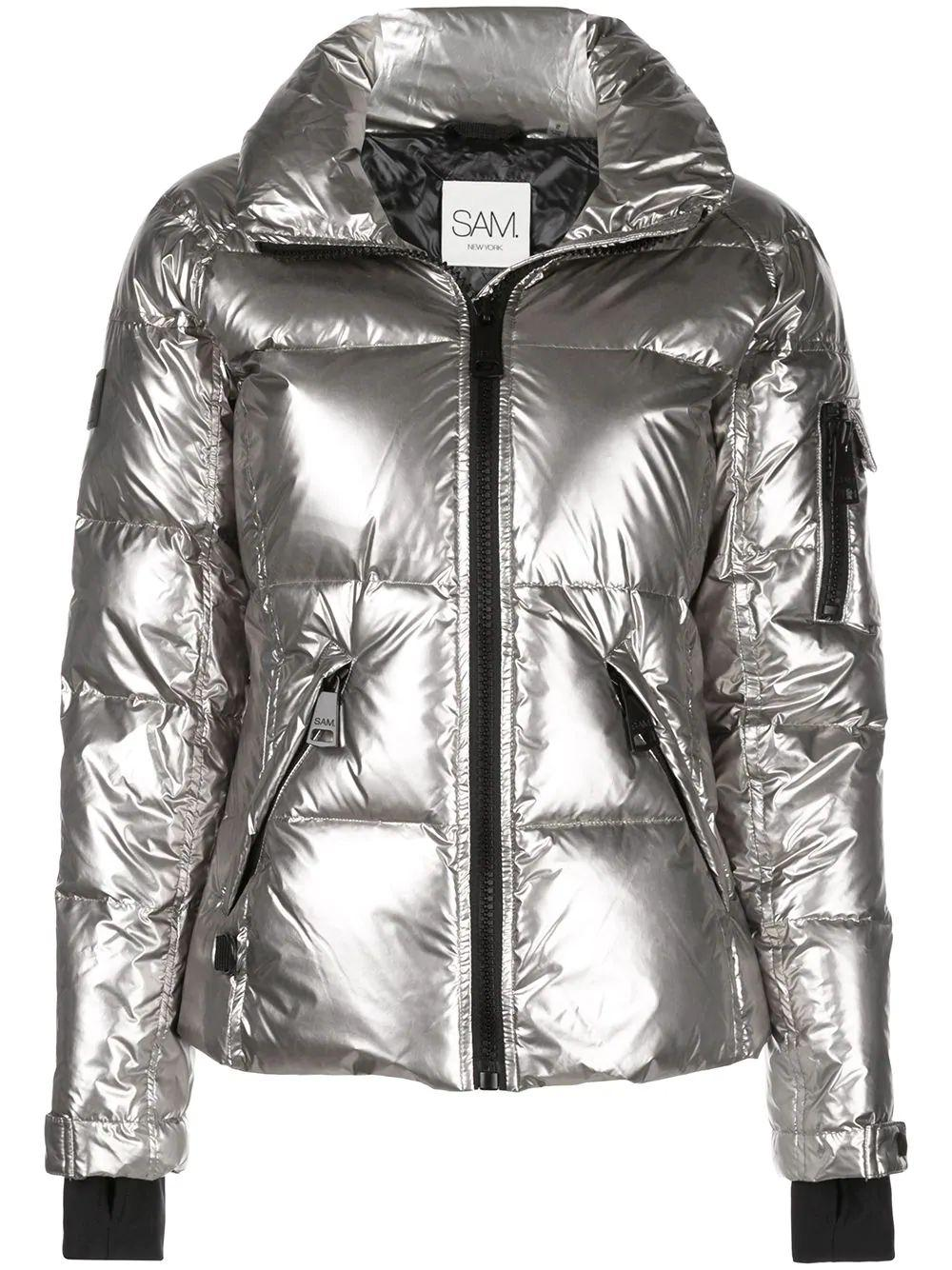 Freestyle Short Down Jacket