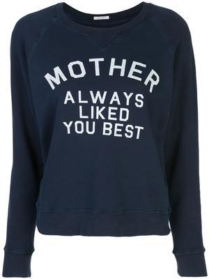 The Square Pullover Sweatshirt