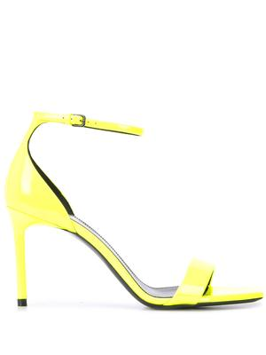 Amber 85mm Sandal With Ankle Strap
