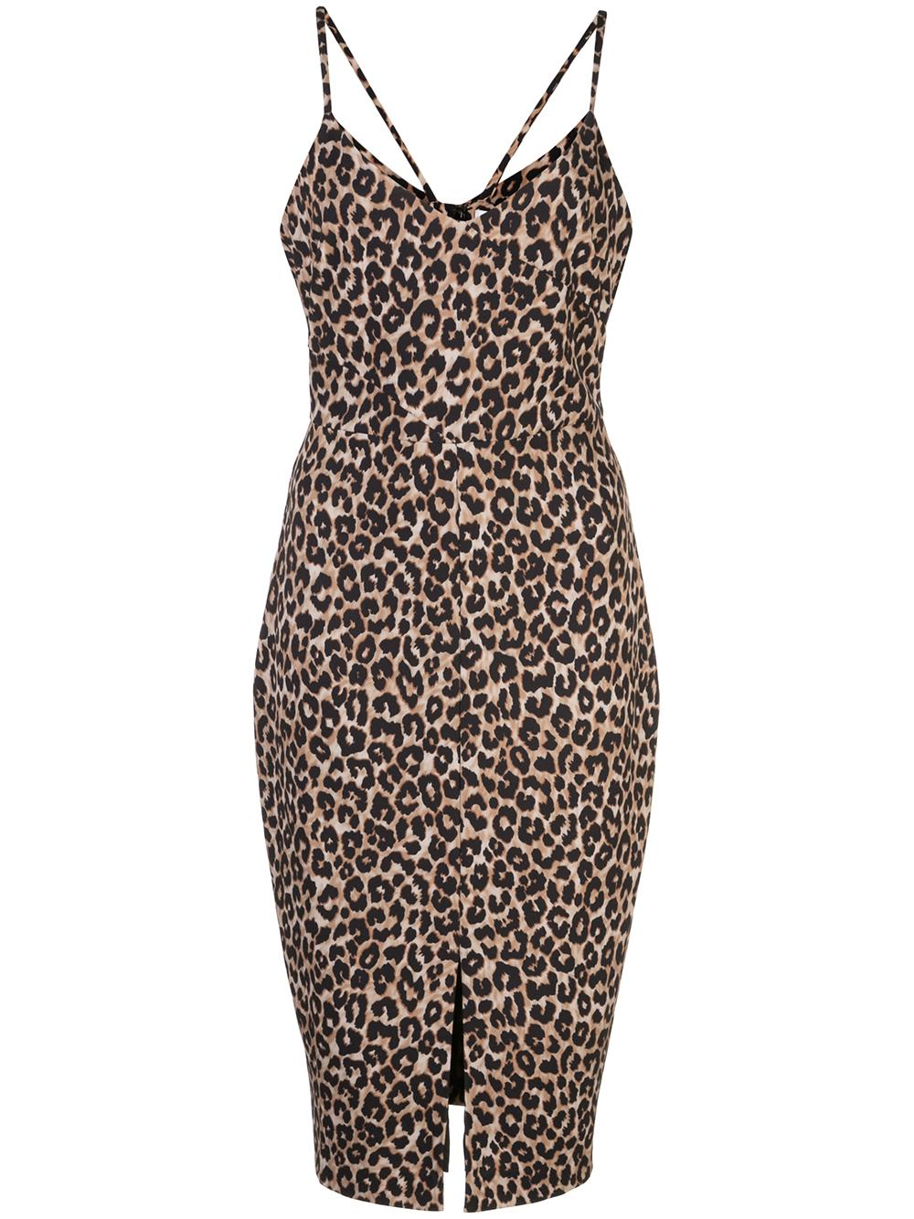 Leopard Brooklyn Dress