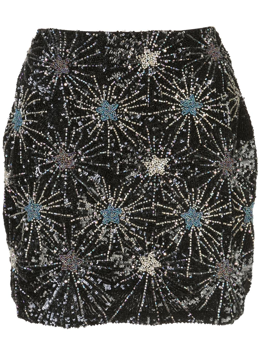 Yvonne Star Burst Skirt Item # PF19-2242
