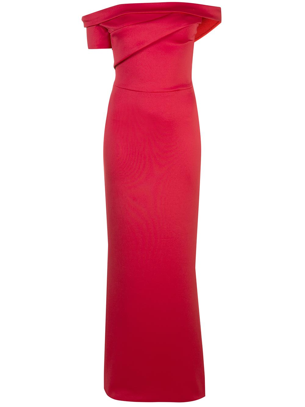 Zendaya Neoprene Gown