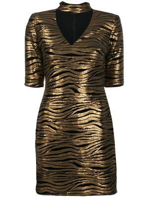 Inka V Neck Dress