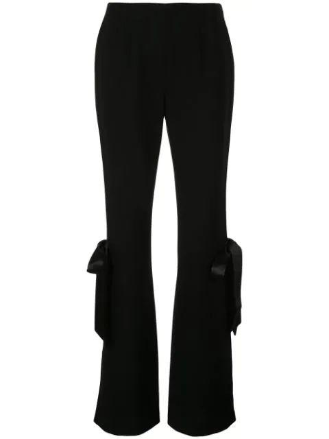 Lou Lou Side Bow Tie Pant Item # ZP3491319Z