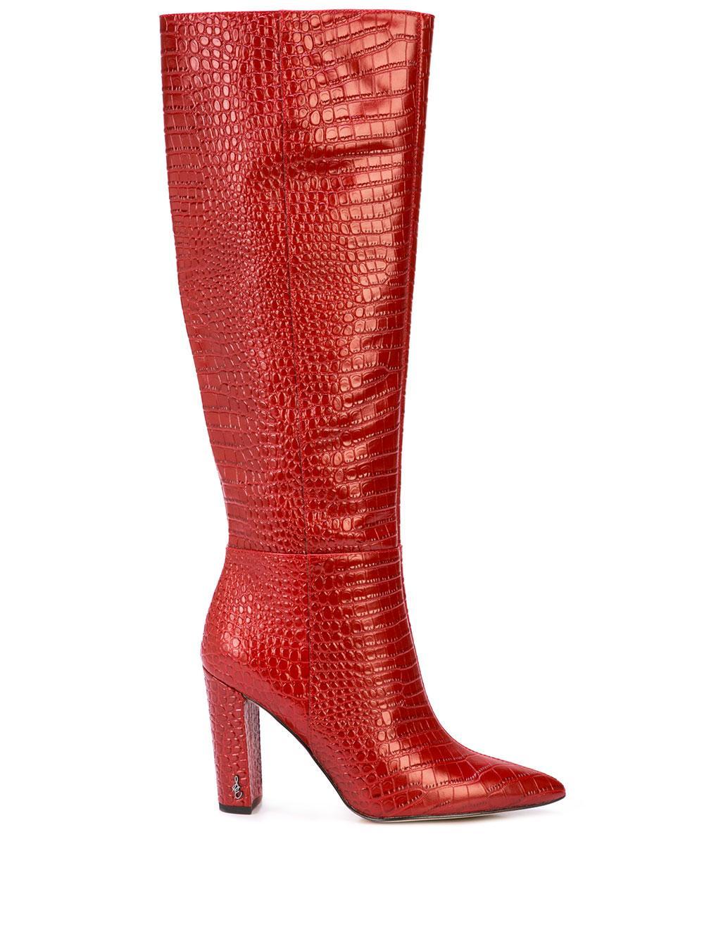 Tall Croc Boot Item # RAAKEL-2