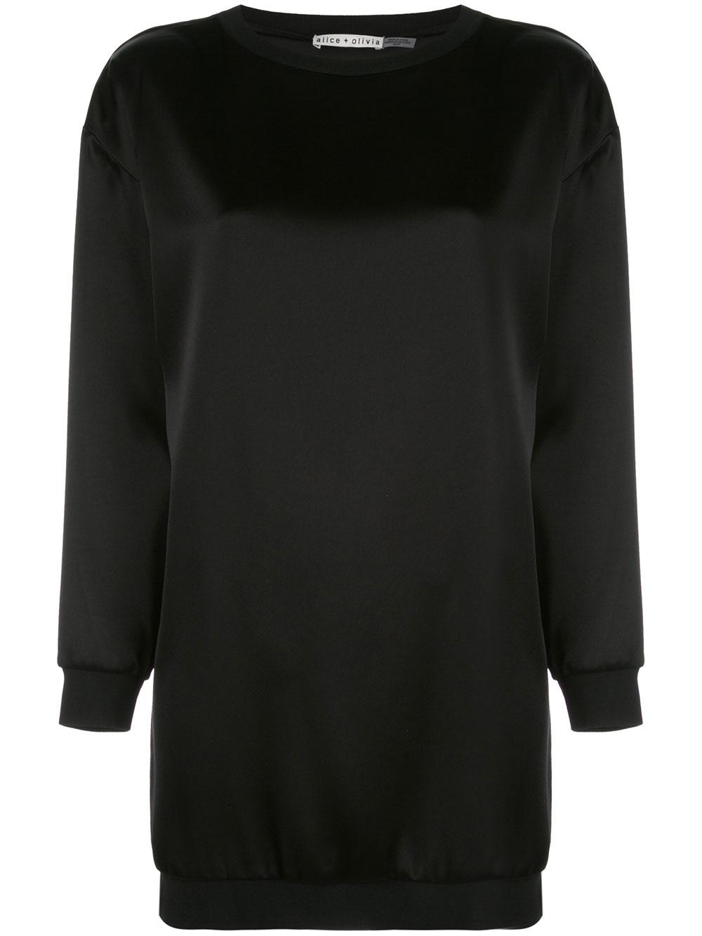 Drea Crew Neck Sweatshirt Dress