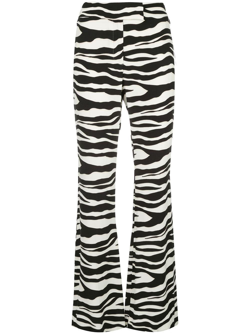Dona Zebra Suit Pant