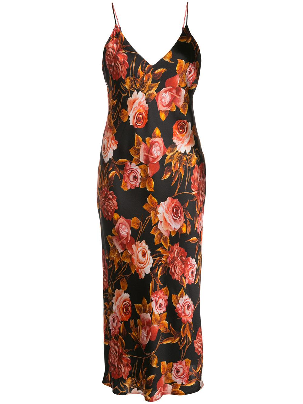 Jodie V Neck Slip Dress Item # 60902RPL