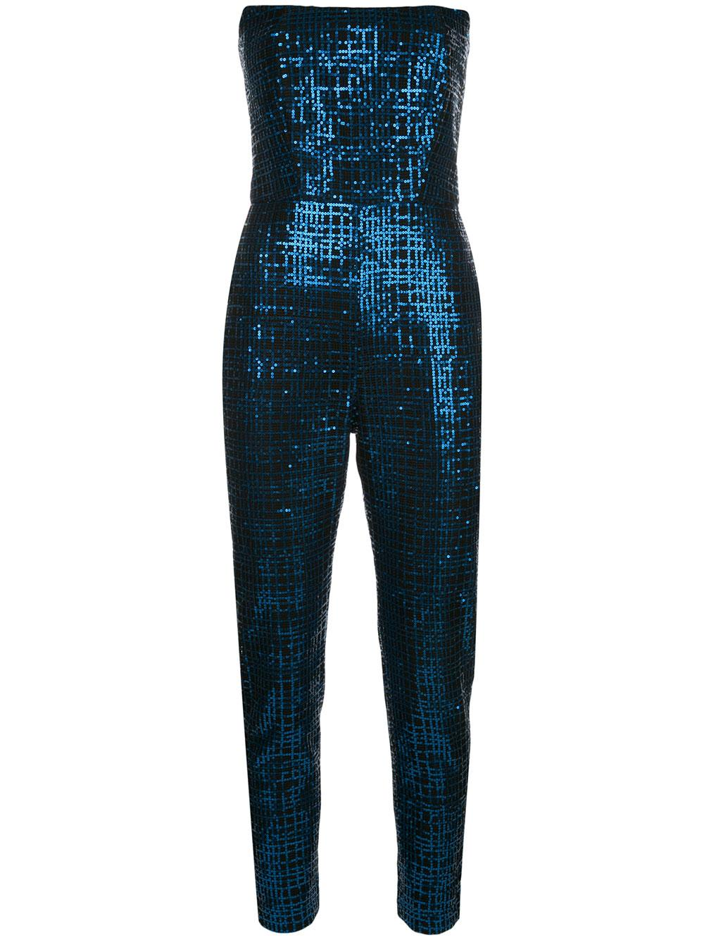 Corset Sequin Jumpsuit Item # M8184