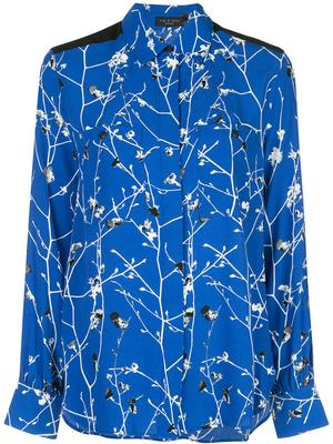 Therese Printed Blouse