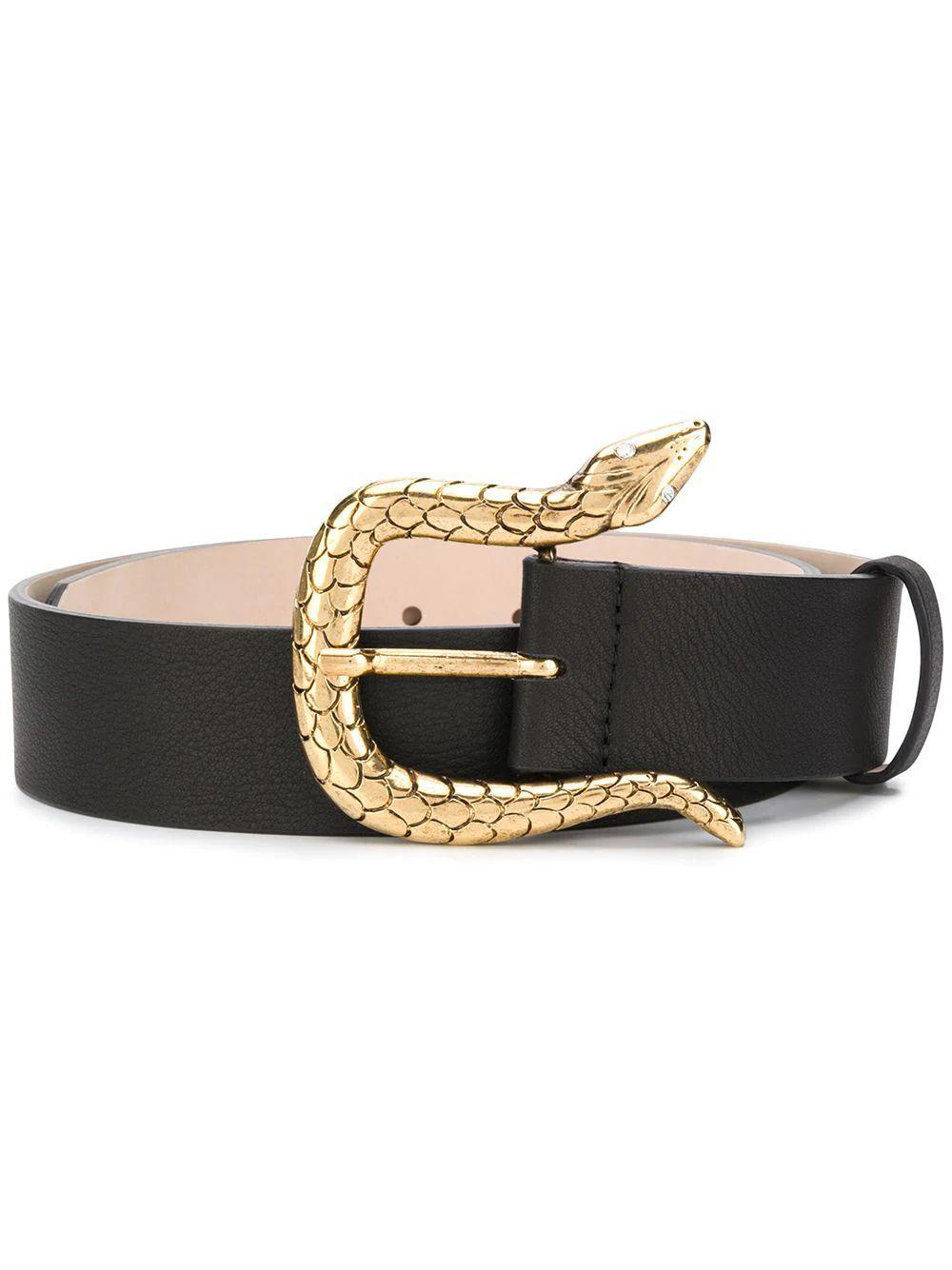 Mamba Snake Waist Belt Item # BW521-000LE