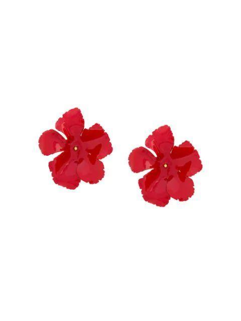 Thalia Earring Crimson