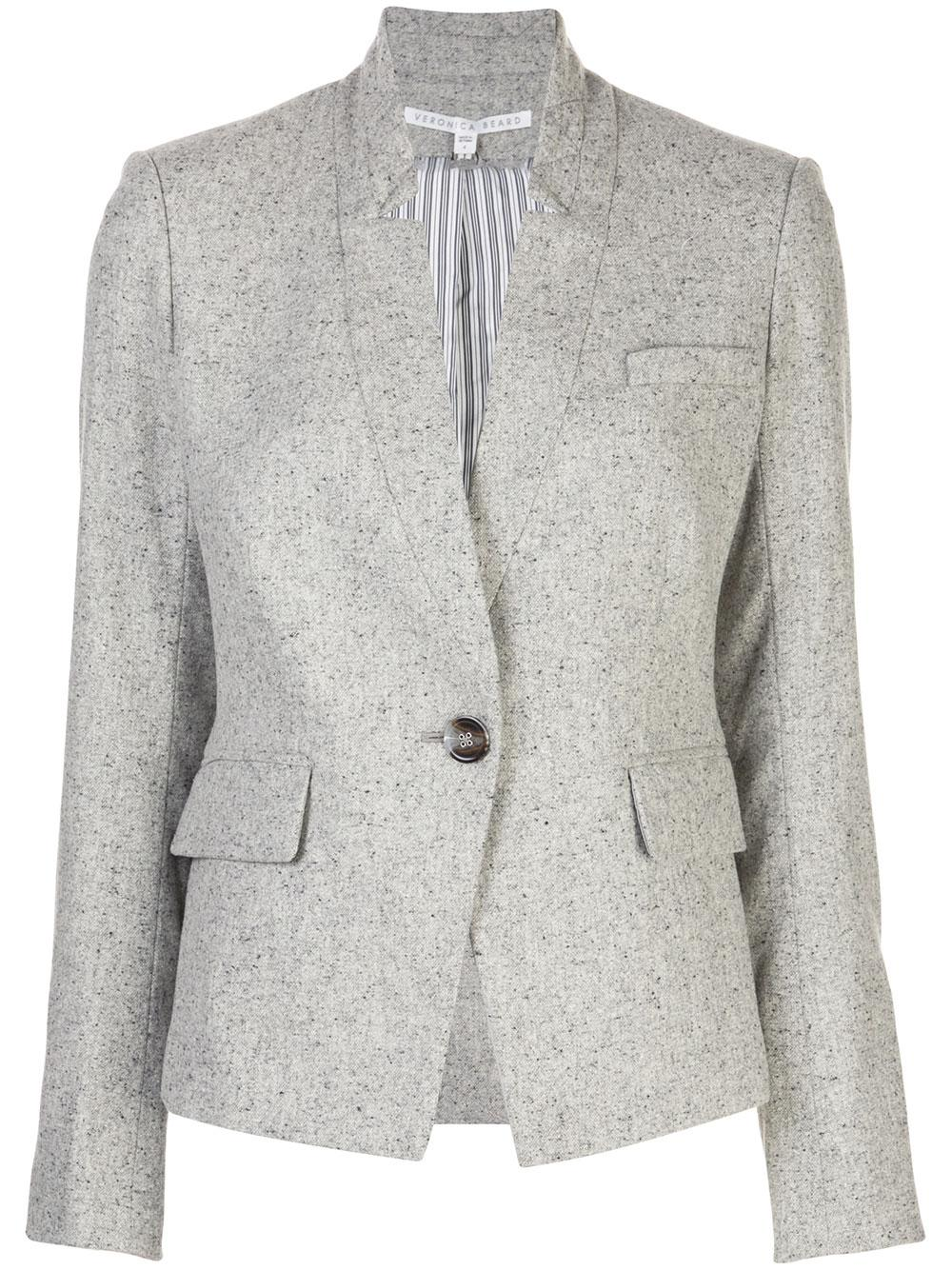 Farley Dickey Jacket With Flat Collar