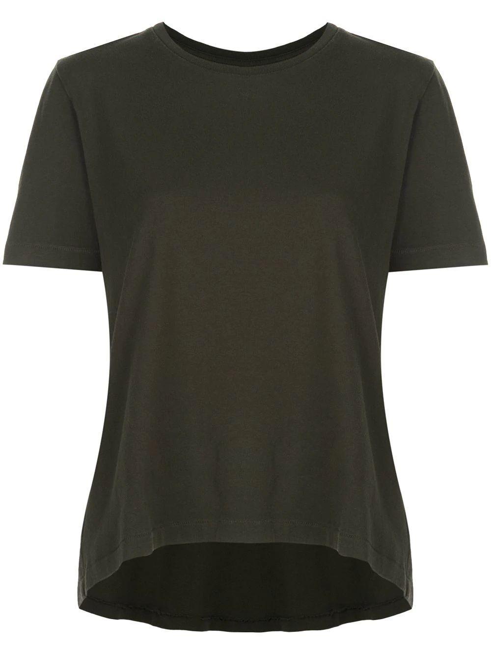 Lenu Back Pleat Short Sleeve Shirt Item # 9145-1034