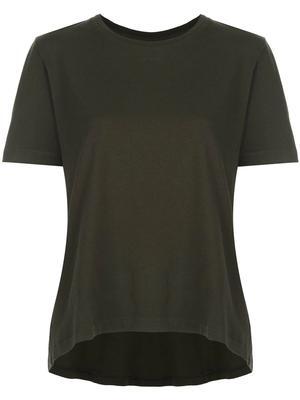 Lenu Back Pleat Short Sleeve Shirt