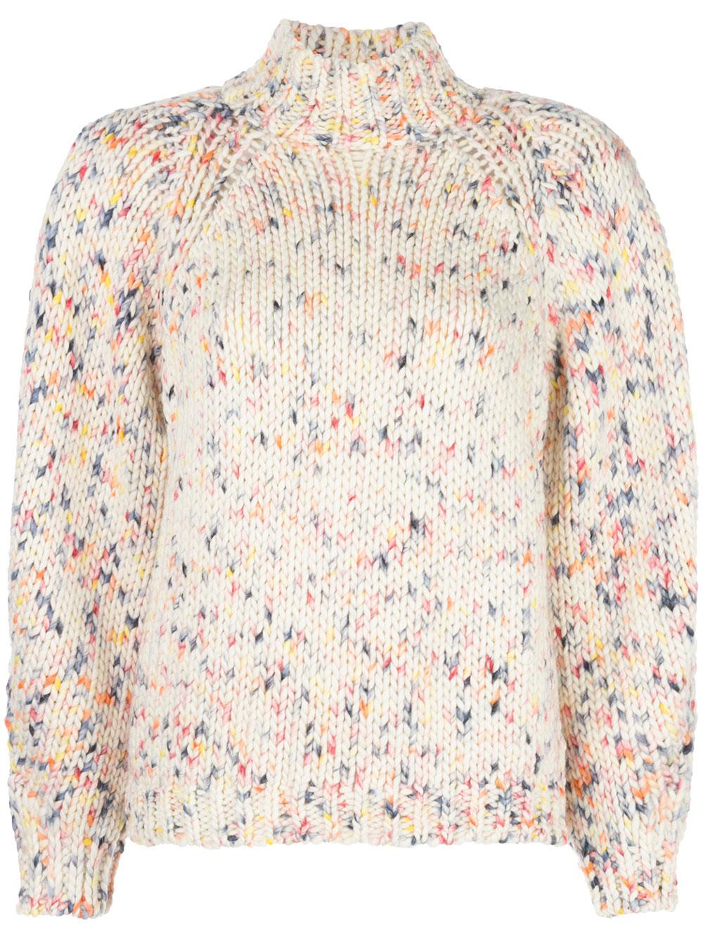 Wilder Multi Dot Pullover