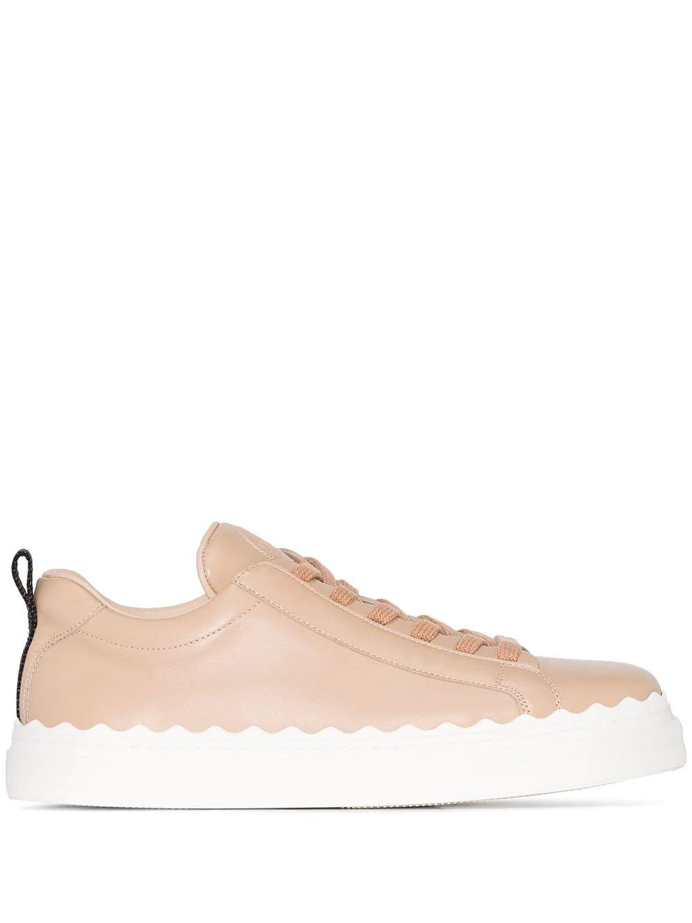 Lauren Leather Sneaker
