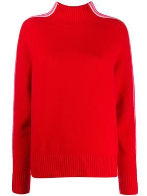 Ripple Turtleneck Sweater