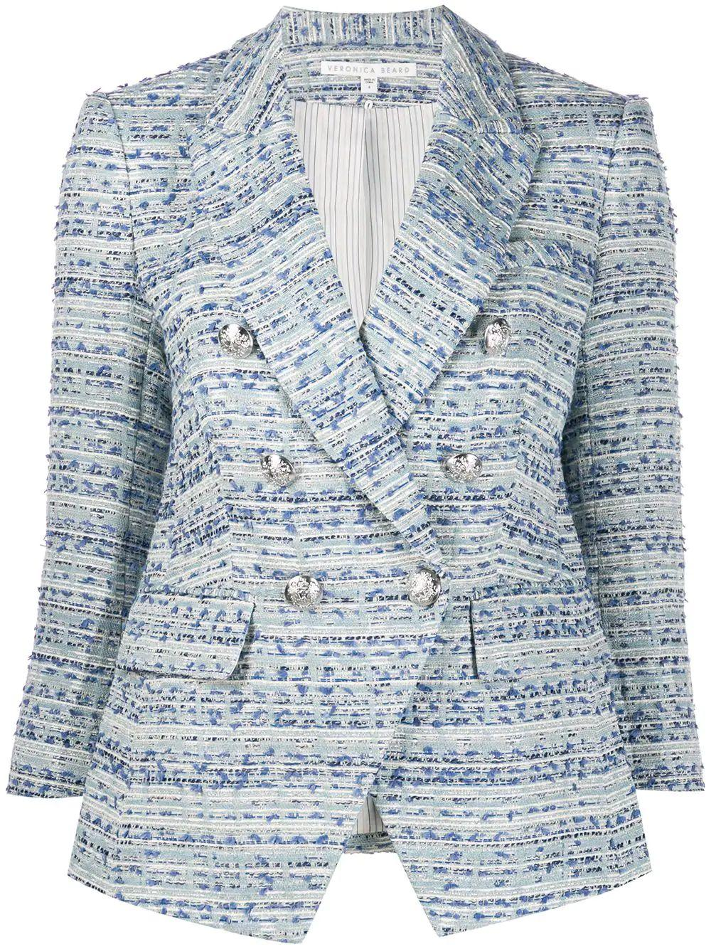 Empire Tweed Dickey Jacket
