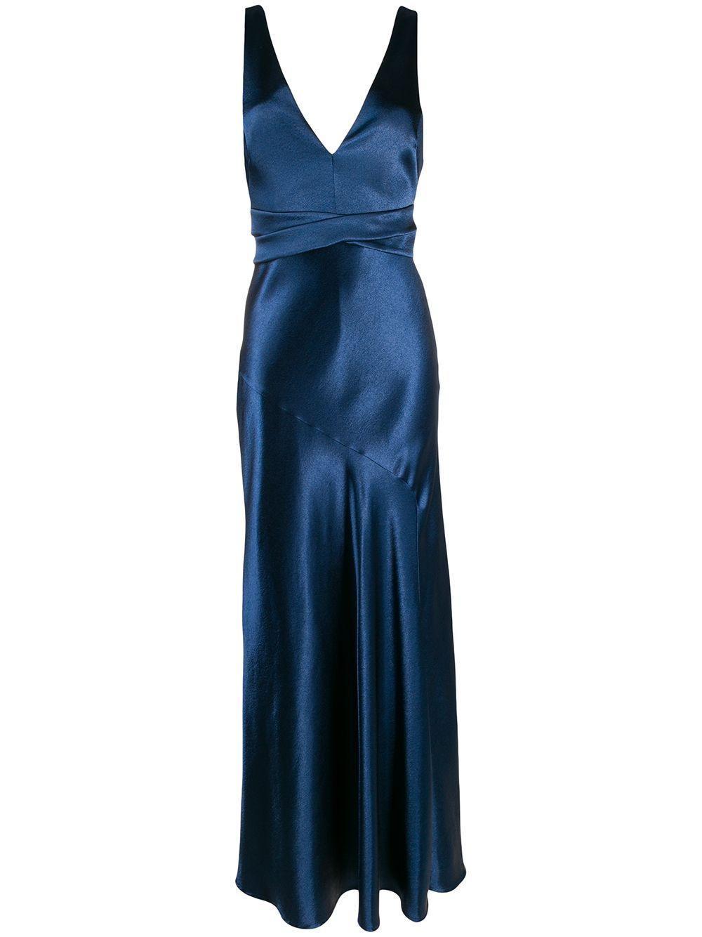 Metallic Bella Dress