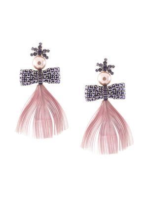 Lux Peacock Earrings