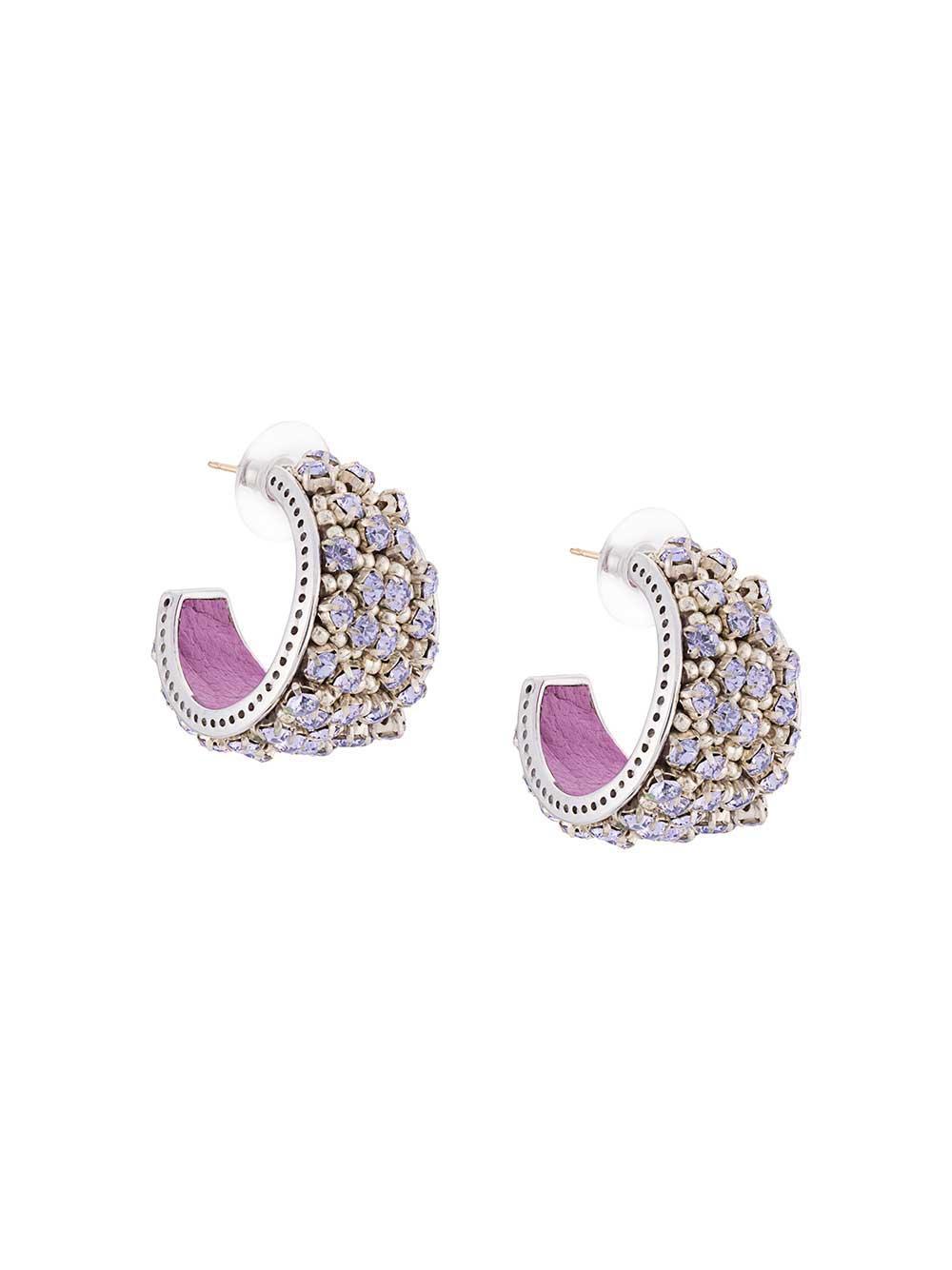 Kaya Huggie Earrings Item # E304-P001