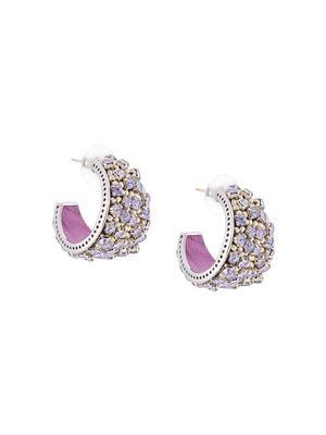 Kaya Huggie Earrings